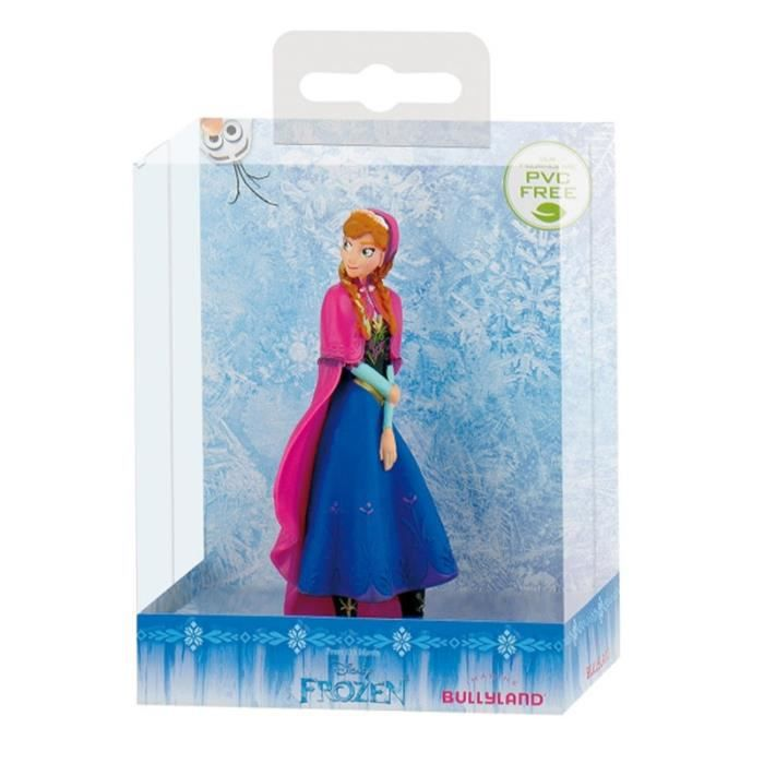 FIGURINE - PERSONNAGE BULLY - Figurine Anna - La Reine Des Neiges Disney