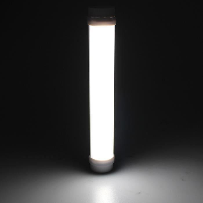 T8 Camping De Lampe Tube Usb Le Rechargeable Pour Secours Portative Blanc Extérieur Led Éclairage Dotopon® ID2YW9EH