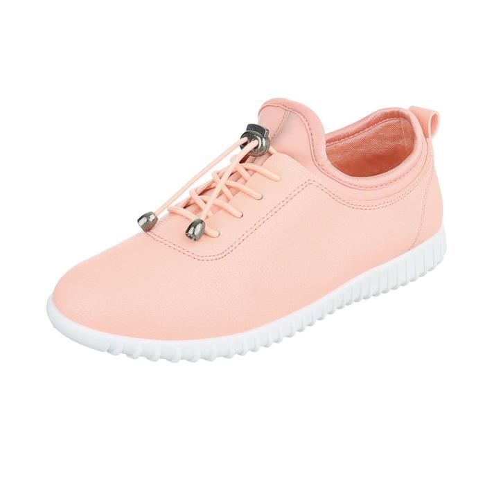 Chaussures femme chaussures sportSneakers Chaussures de sport vieux rose 41