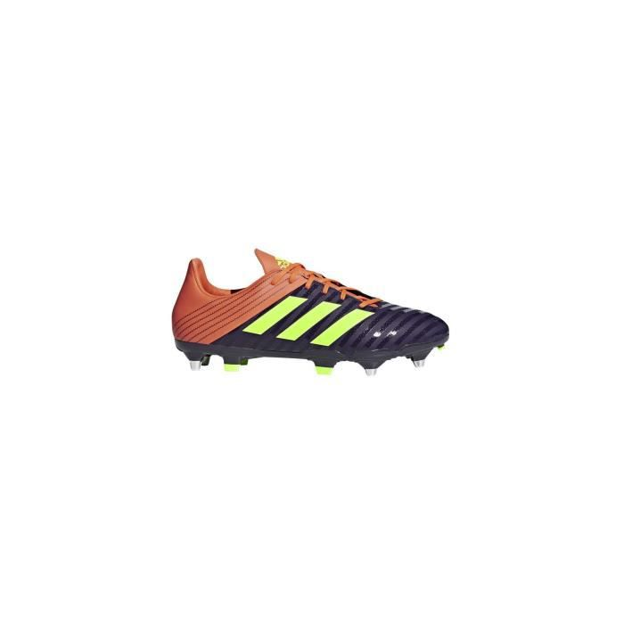 Crampons rugby vissés adulte Malice SG Adidas Taille 39 13