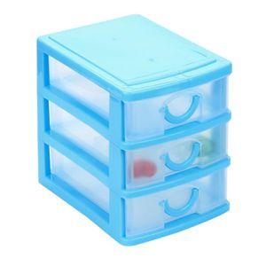 petite boite de rangement plastique tiroir achat vente pas cher. Black Bedroom Furniture Sets. Home Design Ideas
