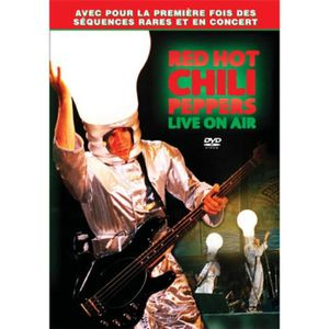 DVD MUSICAL RED HOT CHILLI PEPPERS