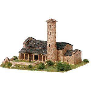 GARAGE - BATIMENT Maquette céramique - Eglise Santa Coloma