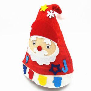 a262f32f811 CHAPEAU - PERRUQUE 1pc Chapeau de Noël Bonnet Costume Accessoires Pèr. ‹›