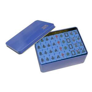 JEU SOCIÉTÉ - PLATEAU Mini Mahjong Classic Mahjong Jeux Chinois traditio