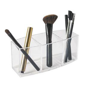 PORTE ACCESSOIRE Organiseur pour maquillage Cut - 3 rangements - Ac