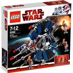 ASSEMBLAGE CONSTRUCTION Lego Droid Tri-Fighter™