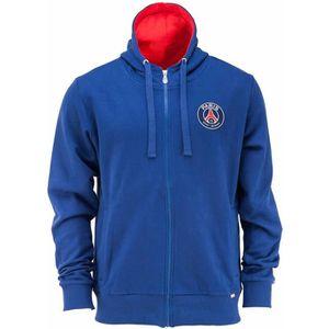 SWEATSHIRT Sweat zip capuche PSG - Collection officielle PARI
