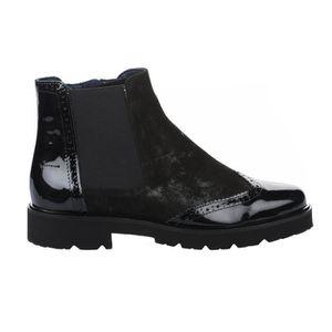 BOTTINE Boots femme - DORKING - Noir - D7247-GLAL - Millim