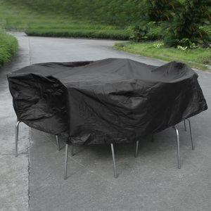 HOUSSE MEUBLE JARDIN  Housses de meubles protection imperméable couvercl
