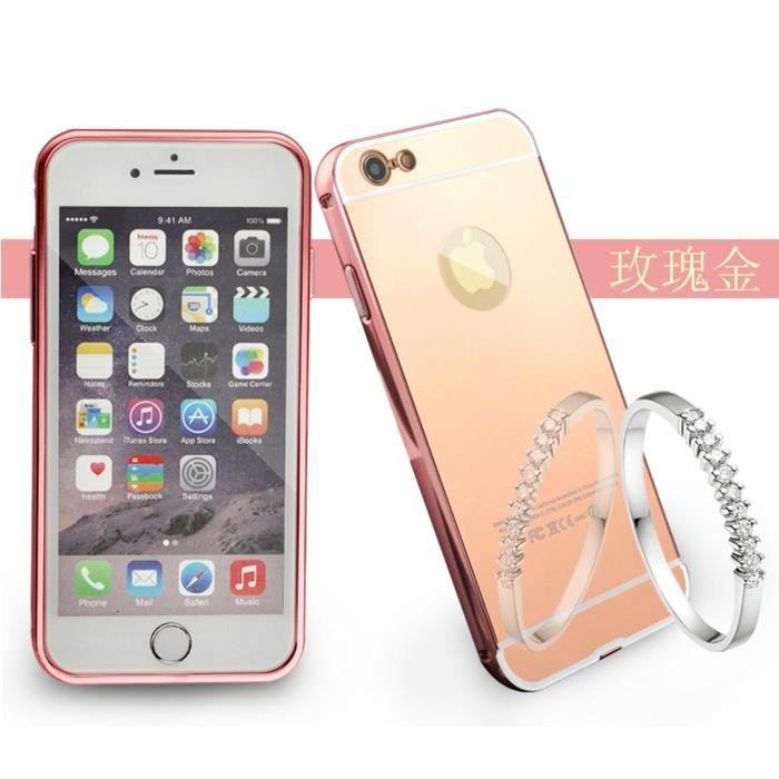 coque iphone 7 motif rose