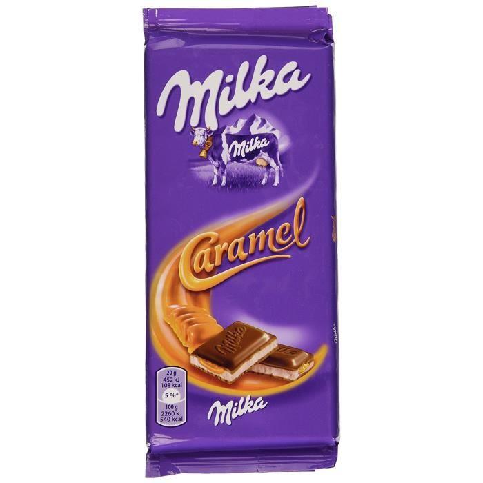 tablette chocolat milka achat vente tablette chocolat milka pas cher soldes d s le 10. Black Bedroom Furniture Sets. Home Design Ideas