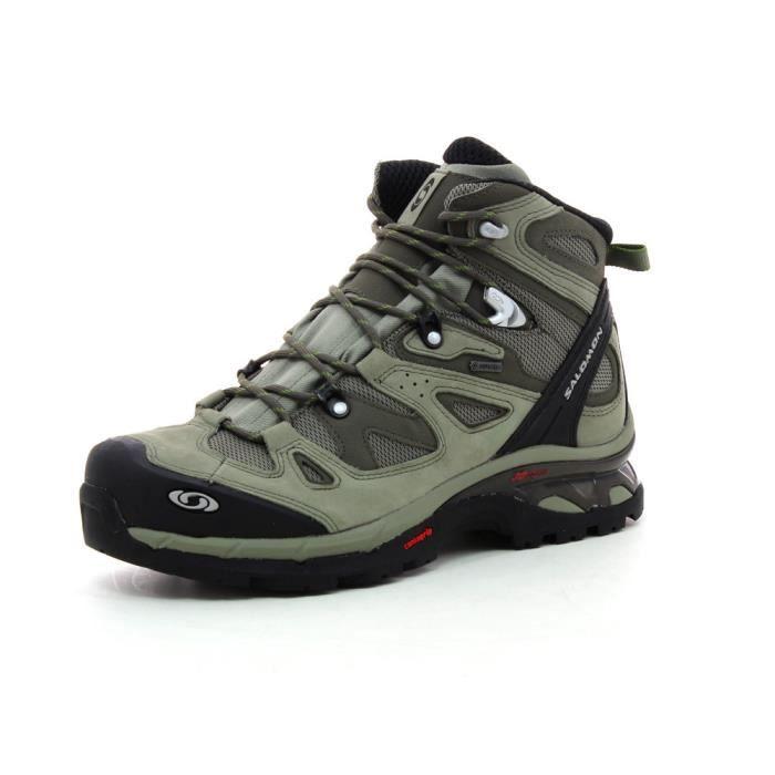 4f408baac28 Chaussures de randonnée Salomon Comet 3D GTX - Prix pas cher - Cdiscount