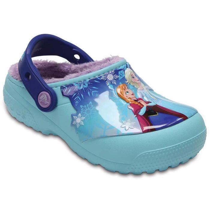 Chaussures enfant Sandales Crocs Funlab Lined Frozen Clog