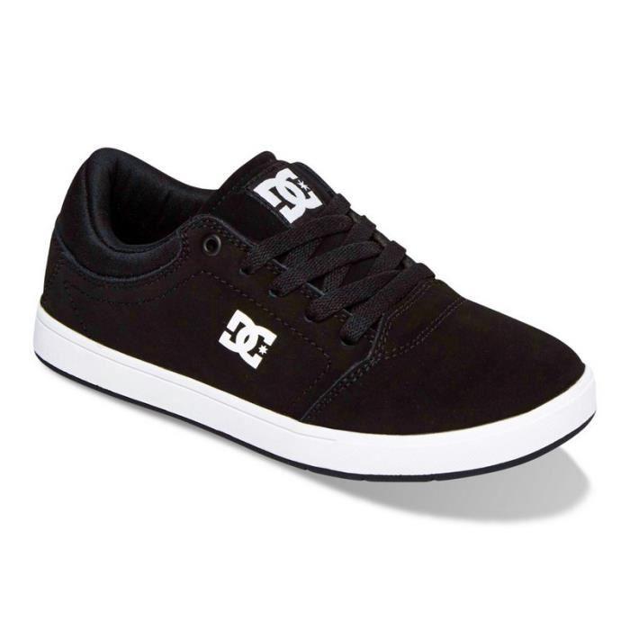 DC Shoes Basket Skate Basses Noir (30 - Médium - noir)