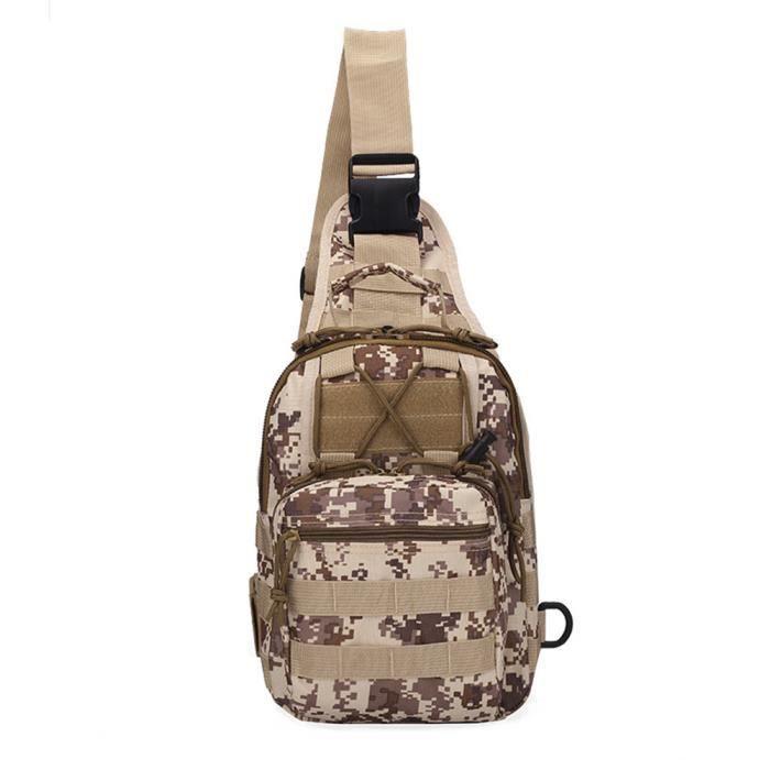Tactical Military Men's Hiking Shoulder Camouflage love Camping 2210 Bag Camouflage Backpack D Dedasing® dEa5E