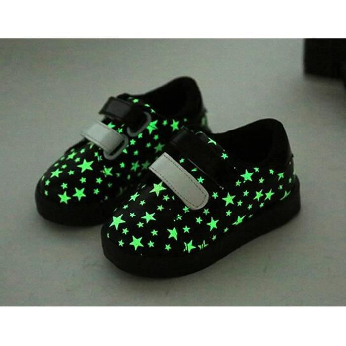 de 2017 LED sport enfants pour Chaussures nouvelle lumineux r7a7Yx8q