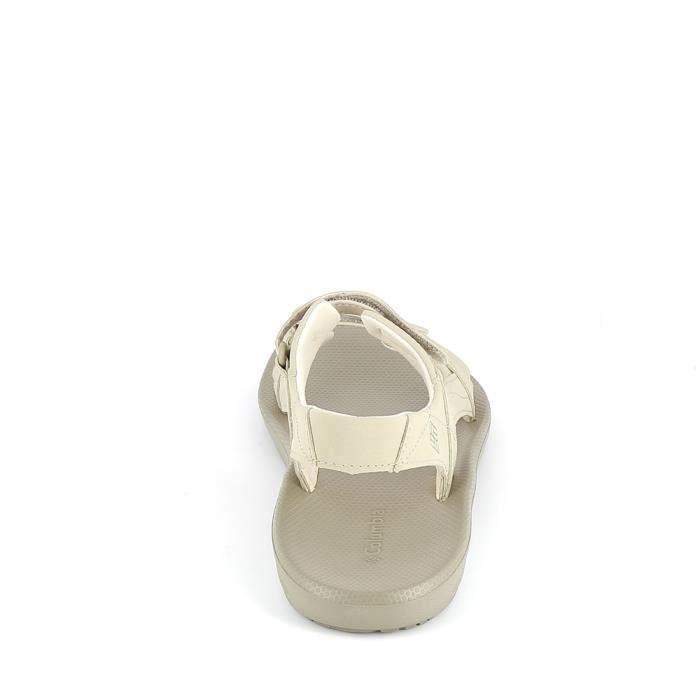 Nu pieds et sandales COLUMBIA Barraca Sunlight Beige