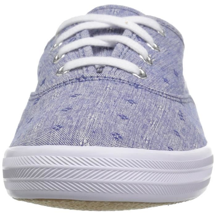 Champion Doby Daisy Sneaker Fashion NAVYZ Taille-37 1-2