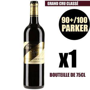 VIN ROUGE X1 Château Latour-Martillac 2015 75 cl AOC Pessac-