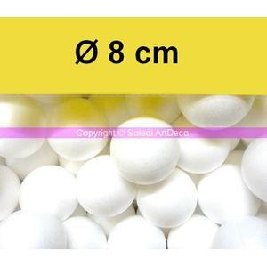 Boule en polystyrene achat vente boule en polystyrene pas cher cdiscount - Boule de polystyrene pas cher ...