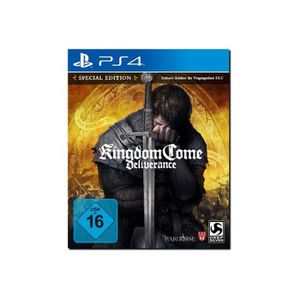 BUREAUTIQUE Kingdom Come Deliverance PlayStation 4