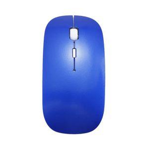 SOURIS bleu 2.4G sans fil 3 touches souris à piles Souris