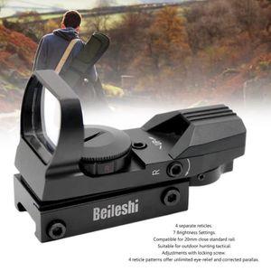 OBJECTIF 20mm Rail de Tir de Chasse Portée Holographique Re