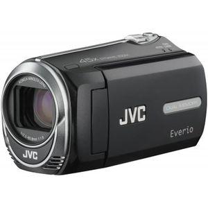 CAMÉSCOPE NUMÉRIQUE JVC GZ-MS216 + Batterie + SD 4GB, 8 MP, CCD (dispo