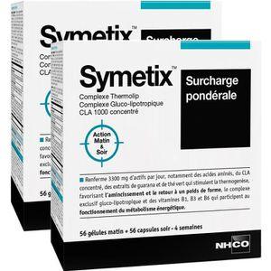 ACIDES AMINÉS NHCO NUTRITION SYMETIX - Surpoids - 2 x 56 gélules