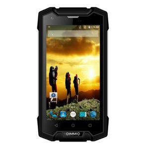 Téléphone portable QIMMIQ Téléphone mobile outdoor RP Crusoe 501