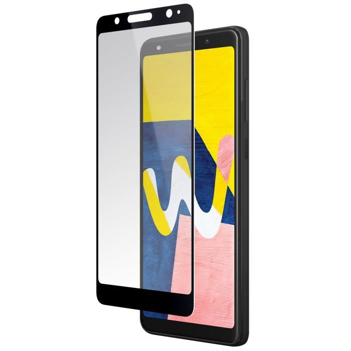 WIko Printed Tempered Glass View Lite