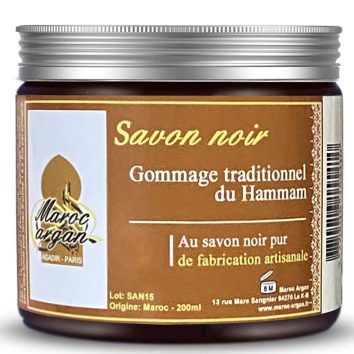 savon noir traditionnel