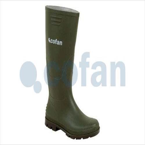 PVC coupe de pluie Botté-haut (vert) - 12001740