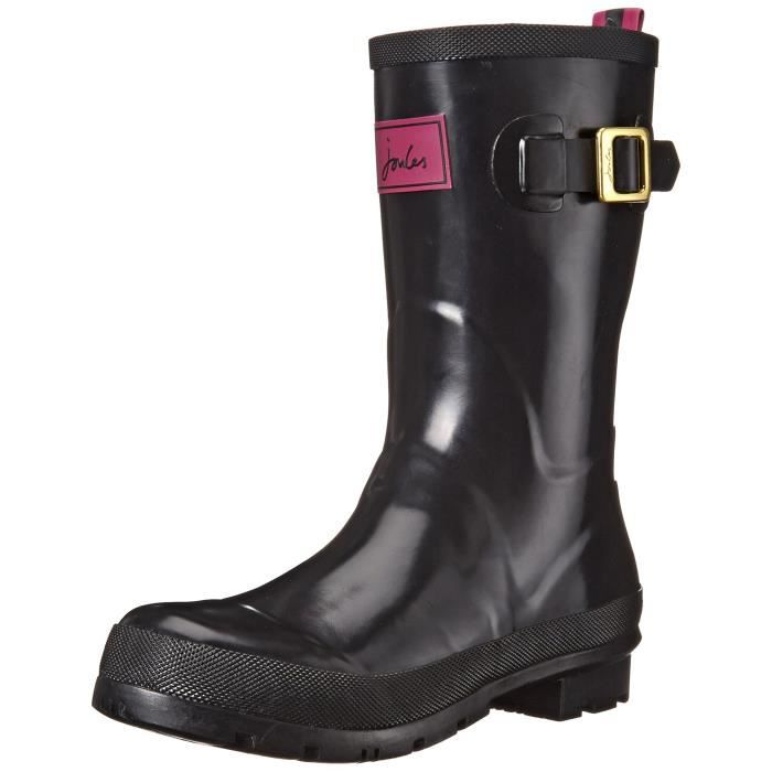 Joules Kelly Welly Gloss Rain Boot Women BCBHJ Taille-36