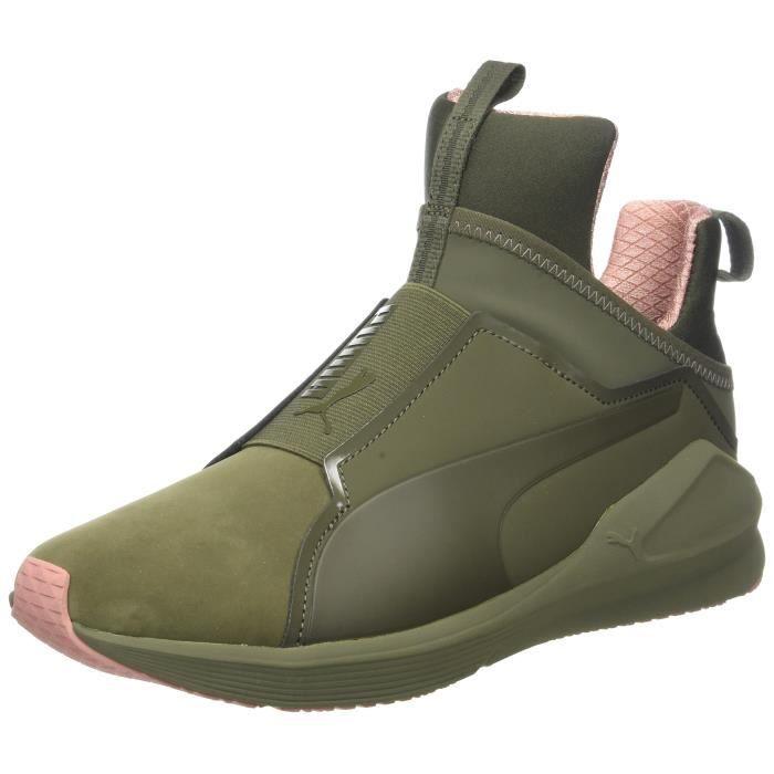 PUMA Fierce Nbk Naturals Chaussures Fitness Femme 3BEF2Z Taille 39 1 2