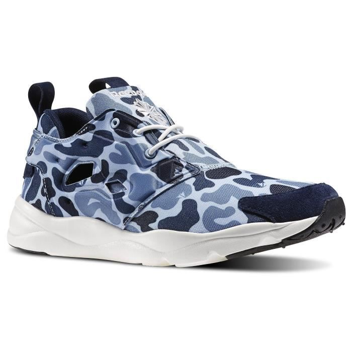 Camo Homme Reebok Chaussures Sport Running Fury Lite H29IDYWEbe