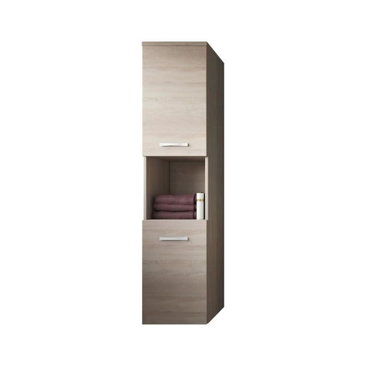 Cdiscount armoire de rangement petit meuble rangement for Armoire rangement chambre