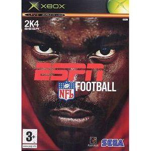 JEU XBOX ESPN NFL FOOTBALL 2K4
