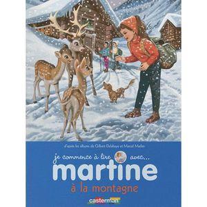 Livre 6-9 ANS Je commence à lire avec Martine Tome 7