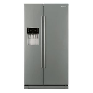 SAMSUNG RSA1UHMG - Réfrigérateur américain - 501L (327+144) - Froid ventilé - A+ L 91,2cm x H 178,9cm - Silver