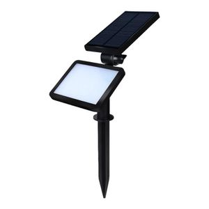 GUIRLANDE D'EXTERIEURE lampadaire solaire détecteur de mouvement PIR et b