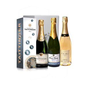 CHAMPAGNE Vinaddict - Coffret 100% Champagne Tradition