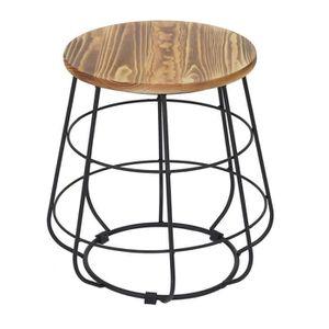 TABLE D'APPOINT Table d'appoint HWC-A80, table de nuit, design ind