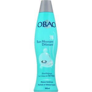 SAVON - SHAMPOING BÉBÉ GARNIER Obao Bain moussant délassant - 500 ml
