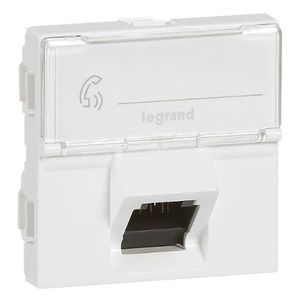 legrand mosaic rj45 achat vente legrand mosaic rj45 pas cher cdiscount. Black Bedroom Furniture Sets. Home Design Ideas