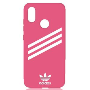 coque samsung a40 rose rouge