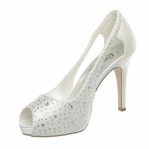 ESCARPIN Chaussures, cérémonie, femme, VARIATION beige 3...