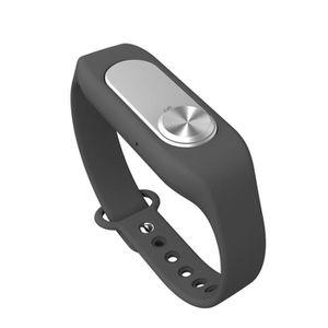Système d'écoute Bracelet Micro espion Enregistreur 8Go Noir 20H d'