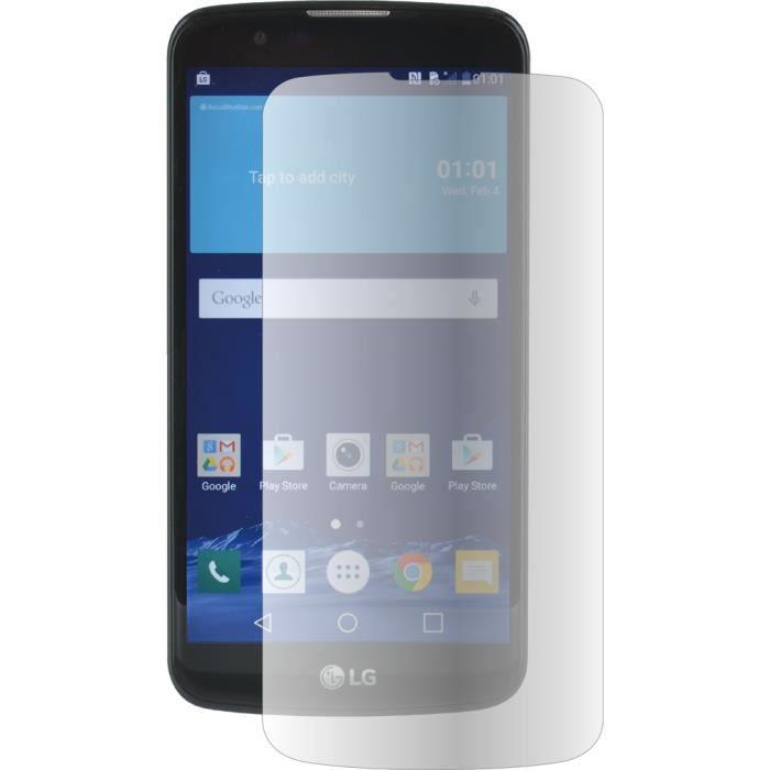 BIGBEN Protège-écran en verre trempé pour LG K10